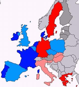 EvropaMapa